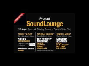 project soundlounge 2015
