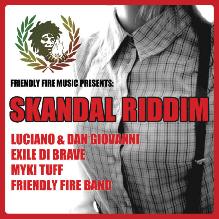 VA – Badness Riddim   Friendly Fire Music